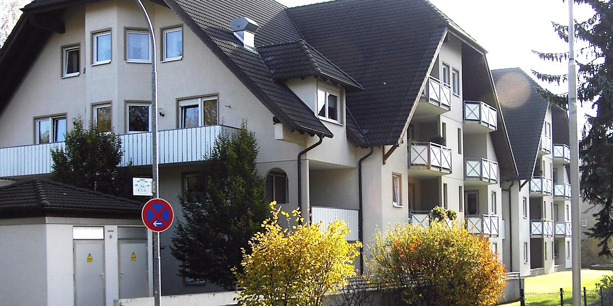 Gartenstraße, Münchberg