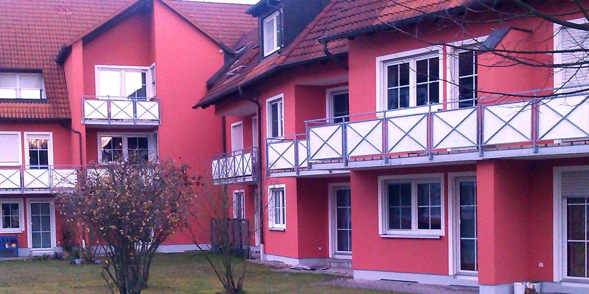 Fuchshofstraße, Pegnitz
